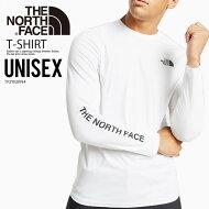 【希少!入手困難!ユニセックス】THENORTHFACE(ノースフェイス)LONGSLEEVEGRAPHICTEE(ロングスリーブフラフィックTシャツ)メンズレディースカットソートップスTNFWHITE(ホワイト)T93YK8FN4エンドレストリップ