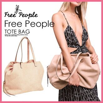 Free People(自由的大众)TRIPLE POCKET SLOUCHY TOTE三倍口袋女士大手提包门BLUSH(ROSE)玫瑰39157284 065 ENDLESS TRIP(永无休止的旅行)