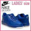 NIKE(耐克)NIKE AIR FORCE 1 LV8(GS)(空军一号1)妇女运动鞋乌異素材CONCRD/CONCORD-SMMT WHT-CHRM(蓝色)820438 400 ENDLESS TRIP(永无休止的旅行)