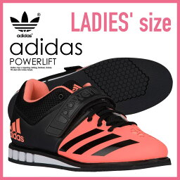 adidas(愛迪達)POWERLIFT.3 W(功率纜車.3)WOMENS pawarifutinguueitorifutingu舉重鞋SUNGLO/CBLACK/FTWWHT(太陽輝光/黑色/白)AQ3333 ENDLESS TRIP(永無休止的旅行)