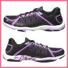 RYKA(萊卡)INFLUENCE 2.5(infuruensu)WOMENS婦女蘇丹練習健身鞋運動鞋BLK/PLM(黑色/季屬植物)E5060M1001 ENDLESS TRIP(永無休止的旅行)