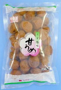 【塩分控えめ 低塩分】うす塩味 甘梅 お徳用 500g (大袋 40粒程度)