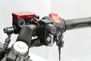 ヘルメットホルダー汎用