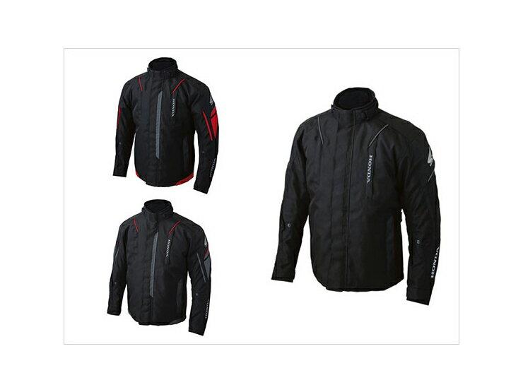 Honda オールウェザーライディングジャケット(全3色)【お取り寄せ品】