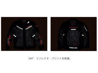 Honda×RSタイチイングラムメッシュジャケット(全2色)【お取り寄せ品】