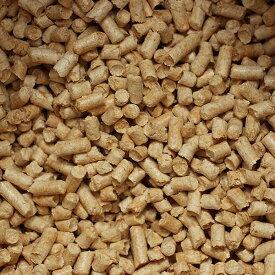 木質ペレット (真庭ペレット)20kg 20袋 400kg ペレットストーブ 用燃料・ネコ砂(猫砂・ねこ砂)用にもOK!