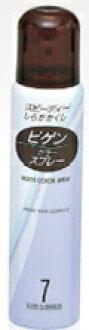 Bigene color spray natural blackish brown 82 g