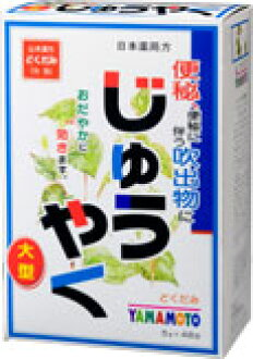 Yamamoto Chinese medicine day station Houttuynia Herb 5 g *24 powders