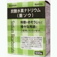 【大洋製薬】 炭酸水素ナトリウム (重曹) 500g【P25Apr15】