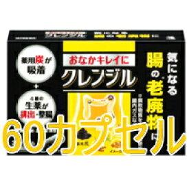 【第2類医薬品】【あす楽対応!】大容量 クレンジル60カプセル 【小林製薬】
