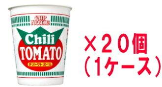 Cup of instant noodle Chile tomato noodles 20 set