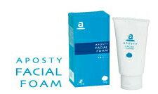 ゼリア新薬 アポスティー 洗顔フォーム 120g【化粧品】【P25Apr15】