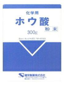 12/1限定!全品2%OFFクーポン!【健栄製薬】 【ケンエー】ホウ酸 粉末 300g