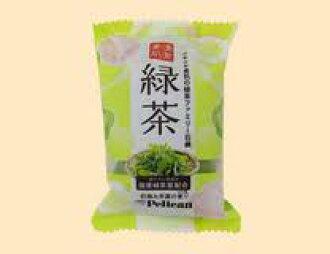 鹈鹕家庭绿茶肥皂