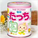 【訳あり 期限2017年8月20日】粉ミルク たっち 大缶 850g 【雪印メグミルク 】