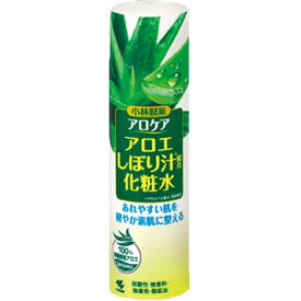 小林製薬 アロケア 化粧水 180mlアロエしぼり汁配合化粧水