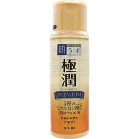 【ロート製薬】 肌研(ハダラボ)極潤プレミアムヒアルロン液170ml