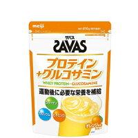 【ザバス】プロテインプラスグルコサミン約15食分(210g)