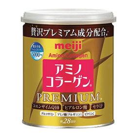 3/1限定!全品2%OFFクーポン!【明治】アミノコラーゲンプレミアム缶タイプ200g