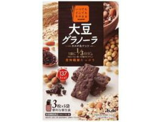 150 g of balance up soybean granola cacao & nuts (three pieces of *5 bag)