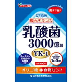 【山本漢方】乳酸菌粒90粒