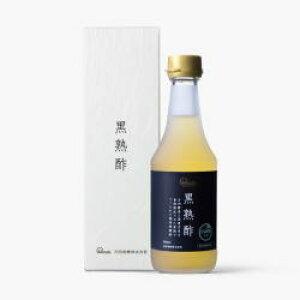 全品2%OFFクーポン! 4/10 23:59まで【万田発酵】黒熟酢300ml