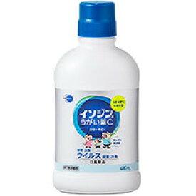 【第3類医薬品】イソジンうがい薬C480mL【塩野義製薬】