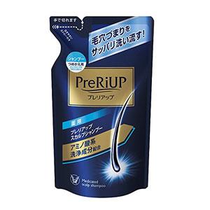 【大正製薬】プレリアップ スカルプシャンプー 350mlつめかえ【医薬部外品】