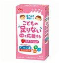 【森永乳業】こどミル(こどもの足りないを応援する)スティックタイプイチゴ&ミルク 18g×12本