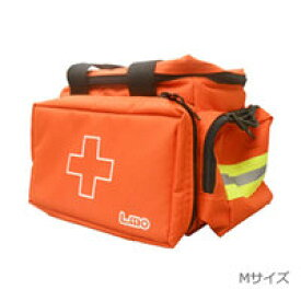 【※お取り寄せ】【日進医療器】【救急用品・防災用品】エルモ救急バッグ多機能ポケットMサイズ