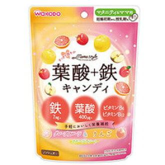 Mama style folic acid + iron candy 78 g
