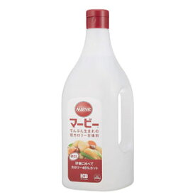 【H+Bライフサイエンス】マービー 低カロリー甘味料 液状 2.0kg(2000g)