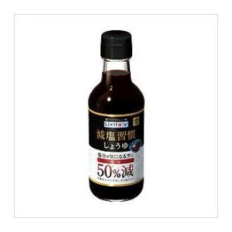 High blood pressure for low-salt habit of soy sauce 200 ml