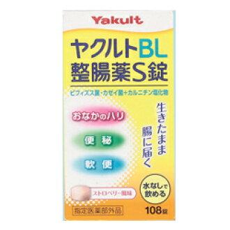 Yakult BL antidiarrheal medication S 108 tablets