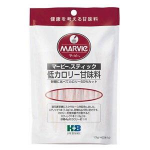 【H+Bライフサイエンス】マービースティック低カロリー甘味料(1.3g×60本)
