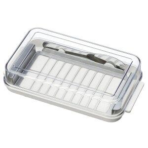 ステンカッター式バターケースDX BTG2DXバターナイフ お菓子作り パン作り バターケース ステンカッター 【D】