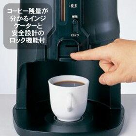 送料無料KaliTa〔カリタ〕業務用コーヒーメーカー12杯用ET-350〔ドリップマシンコーヒーマシン珈琲〕【K】