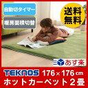 【あす楽】ホットカーペット 2畳用 本体 TWA-2000BI送料無料 カーペット 電気カーペット 2畳 本体 ホットマット 暖房 …