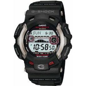 【20日ほぼ全品ポイント5倍】時計 【国内正規品】CASIOカシオメンズ デジタル腕時計G-SHOCK GULF MAN GARISH BLACKタフソーラー電波時計MULTIBAND6【GW-9110-1JF】[CAWT] おしゃれ 送料無料