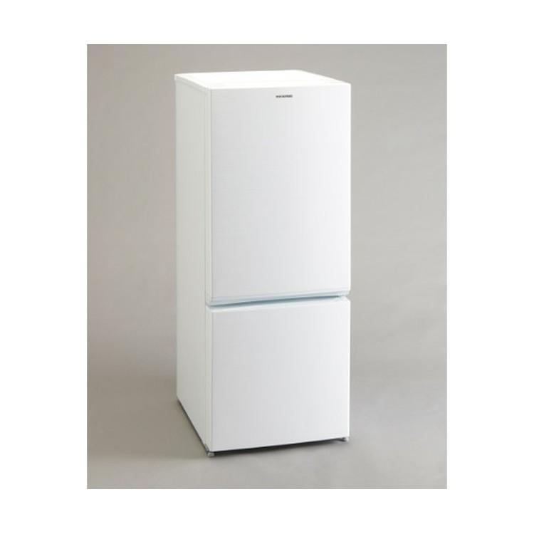 【10%OFFクーポン】【あす楽】冷蔵庫 2ドア ノンフロン冷凍冷蔵庫 156L AF156-WE送料無料 冷蔵庫 小型 冷凍庫 一人暮らし ひとり暮らし 自動霜取り機能つき ホワイト ノンフロン 右開き 単身 白 シンプル コンパクト 小型 大容量 静音 アイリスオーヤマ iriscoupon
