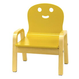 《26日エントリーでP2倍》木製チェア キコリの小椅子送料無料 子供用椅子 木製 おしゃれ ミニチェア ヤトミ キコリのコイス 子供用 キッズチェア 子ども いす 椅子 イス かわいい ナチュラル レッド ブラウン グリーン イエロー MW-KK【BN】