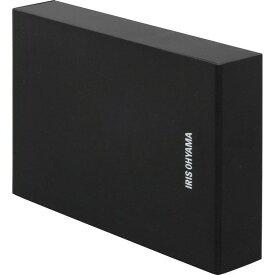 テレビ録画用 外付けハードディスク 1TB HD-IR1-V1 ブラック ハードディスク HDD 外付け テレビ 録画用 録画 縦置き 横置き 静音 コンパクト シンプル LUCA ルカ レコーダー USB 連動 アイリスオーヤマ