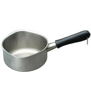 柳宗理 ミルクパン蓋なし (つや消) 16cm [フライパン/鍋/調理小物]【sato】 おしゃれ 送料無料