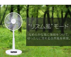 リモコン式リビング扇LFA-305扇風機リビング扇風機ファンリビングファン首振りリモコン付リモコン付きタイマーリビングACACモーターマイコン季節家電アイリスオーヤマ
