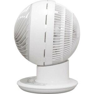サーキュレーターアイDCJET15cmホワイトPCF-SDC15T送料無料サーキュレーターボール型左右首振り扇風機冷房送風静音省エネ首ふり空気循環部屋干し涼しい風暖房循環コンパクトリモコンアイリスオーヤマ