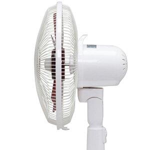 【送料無料】リビング扇風機EFA-32-W/Tホワイト/ブラウン〔空気循環機・扇風機・節電・ファン・サーキュレーター〕【アイリスオーヤマ】