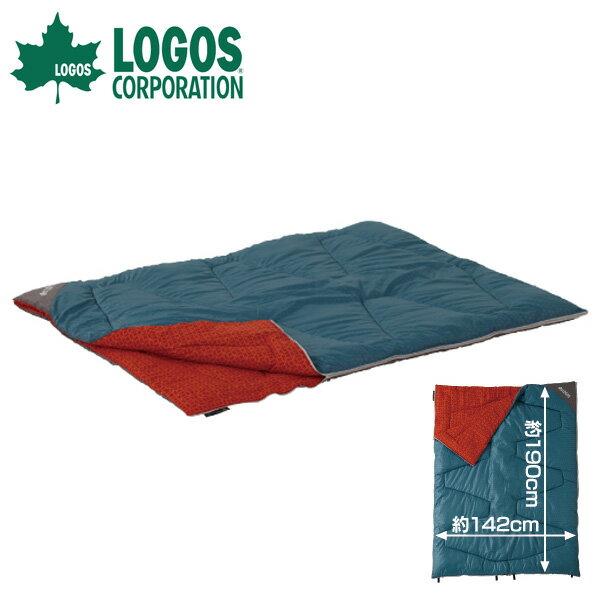 ロゴス(LOGOS) ミニバンぴったり寝袋・-2(冬用)【NW】シュラフ おしゃれ テント キャンプ アウトドア レジャー バーベキュー BBQ 登山 送料無料