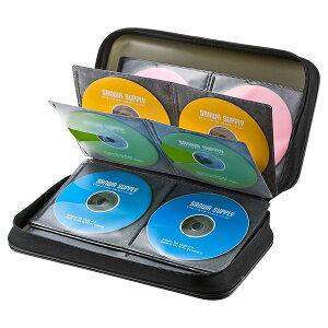 ブルーレイディスク対応セミハードケース(96枚収納・ブラック) FCD-WLBD96BKケース ホルダー ブルーレイ DVD CD SANWA ケースブルーレイ ケースSANWA ホルダーブルーレイ ブルーレイケース SANWAケ