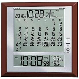 時計 セイコークロックSEIKO CLOCK 置掛兼用電波時計置き掛け兼用電波時計 SQ421B おしゃれ【HD】【TC】