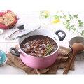 【洗い物が楽になる?】焦げ付きにくく耐久性も高い!便利なセラミック鍋